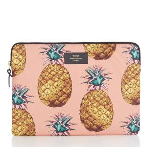 Wouf Ananas laptophoes 13 inch met dessin
