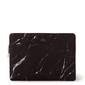 Wouf Black Marble laptophoes 15 inch