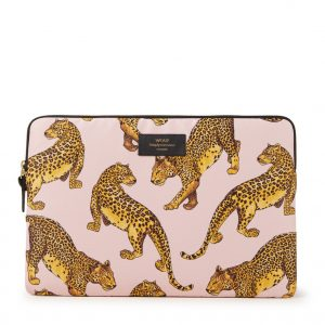 Wouf Leopard laptophoes 13 inch