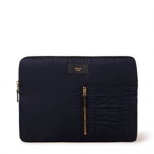 Wouf Navy laptophoes 13 inch