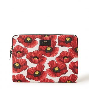 Wouf Poppy laptophoes 13 inch